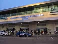 Aeroporto 4 Fevereiro Angola