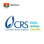 Recrutamento Catholic Relief Services Angola
