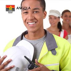 Empregos em Angola