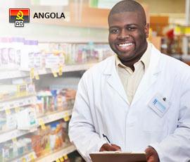 Empregos Farmácias Luanda (Angola)