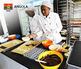 Empregos Pasteleiro em Angola