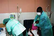 Enfermeiros Angola