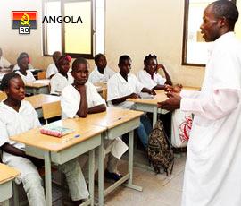 Empregos em Escolas em Luanda