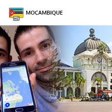 Expatriados Moçambique Maputo Empregos