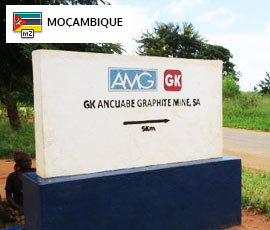 GK Ancuabe Graphite Mine Moçambique