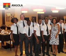 Empregos em Restaurantes e Hotéis em Luanda