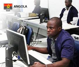 Empregos Informática Angola