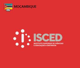 ISCED - Instituto Superior de Ciências e Educação a Distância de Moçambique.