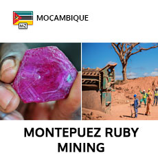 Montepuez Ruby Mining Moçambique