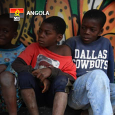 Ofertas de Emprego ONG Angola