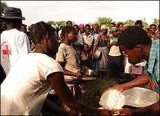 Organizações de Ajuda Humanitária Recrutamento Moçambique