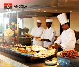 Empregos Restaurante Angola