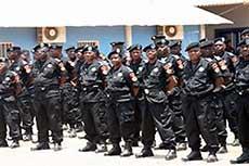 Segurança Angola