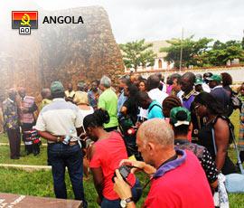 Empregos Zaire Angola